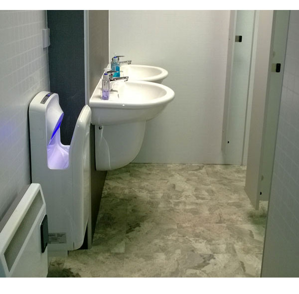 Commercial Bathrooms