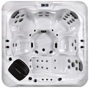 All Newage Spas come with a sealed base as standard, which is integral part of the hot tubs support structure. It is important to insulate your hot tubs. Without proper insulation a lot of valuable, expensive energy you use to heat the water will be lost through the hot tub body. Our hot tub uses insulating foam to keep warmth of hot tub.